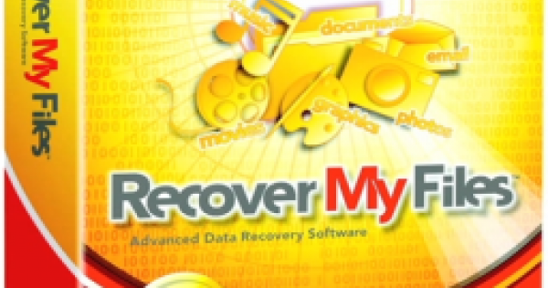 Data recover my files
